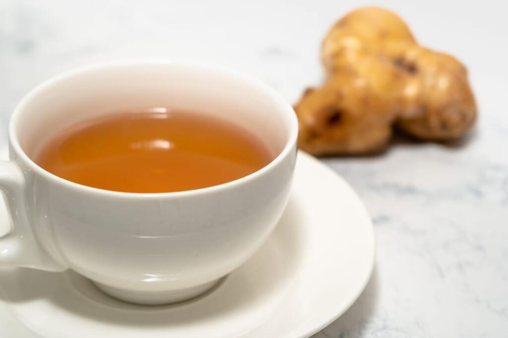 生姜紅茶でなぜ痩せる?生姜紅茶の効果