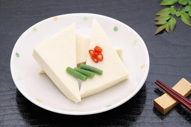 高野豆腐を食べる時の一工夫