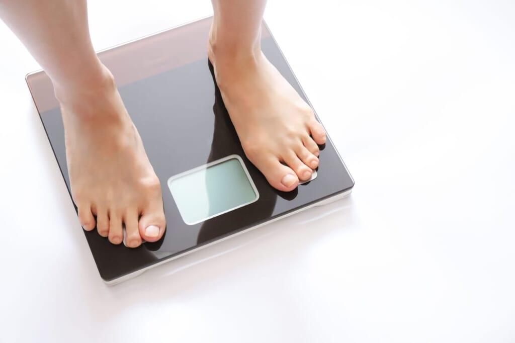 生理前に太るのは何キロまでアリ?