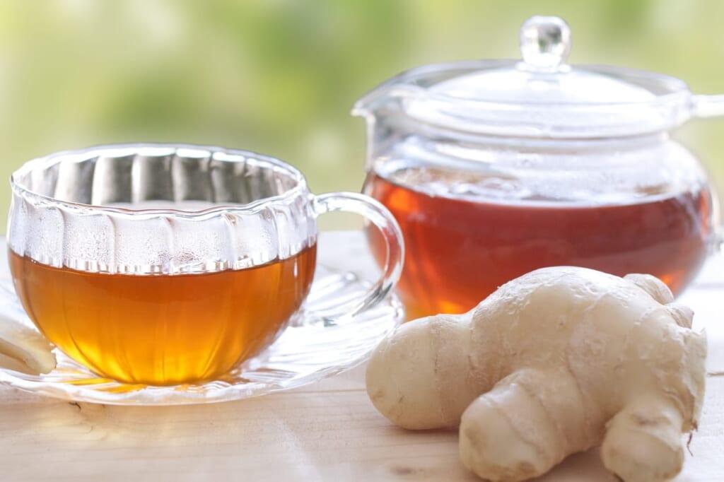 生姜紅茶ダイエットとは