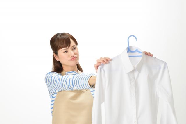 洗濯物の臭いの原因