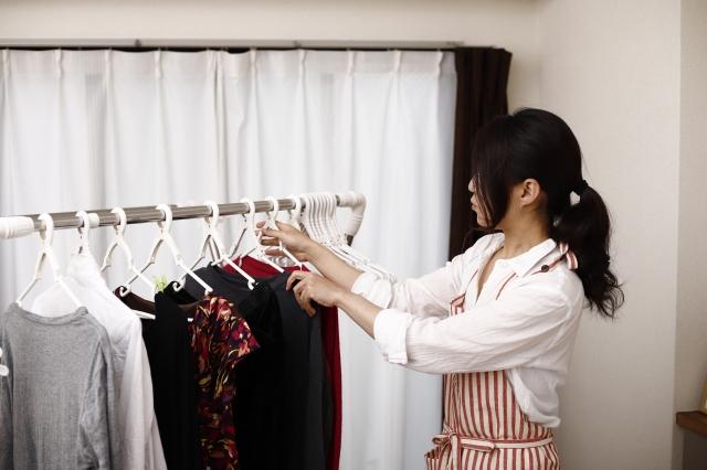 梅雨時などの洗濯物の嫌な臭い対策