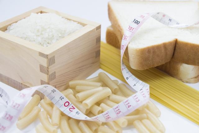まずは基本!どうして糖質を制限するの?