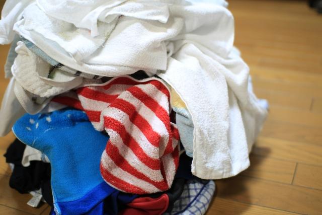 洗濯物の臭い戻りを防ぐ方法