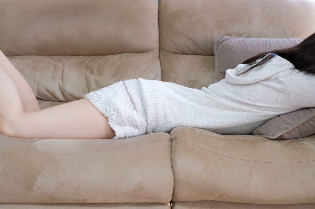裸で寝るときの注意点