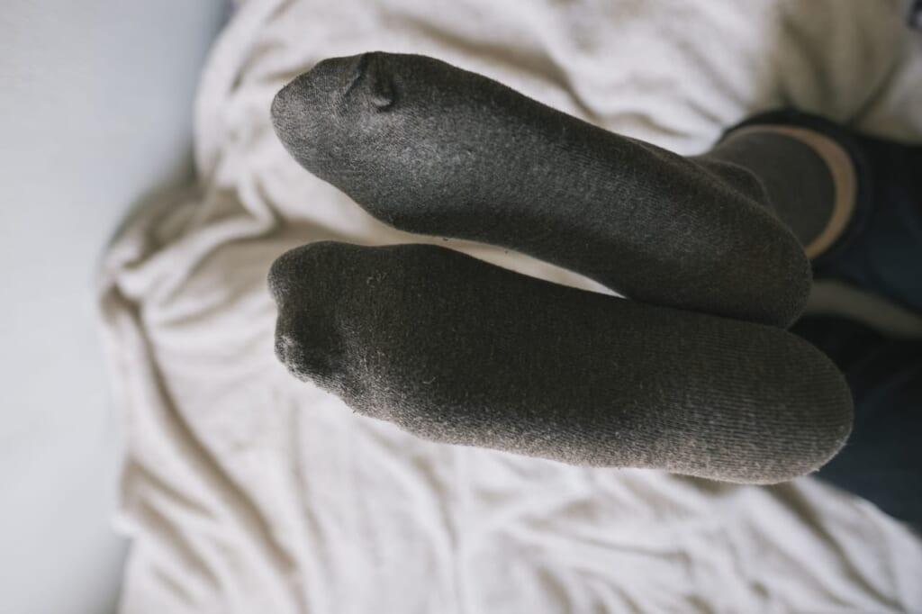 靴下の捨て時はいつ?-2
