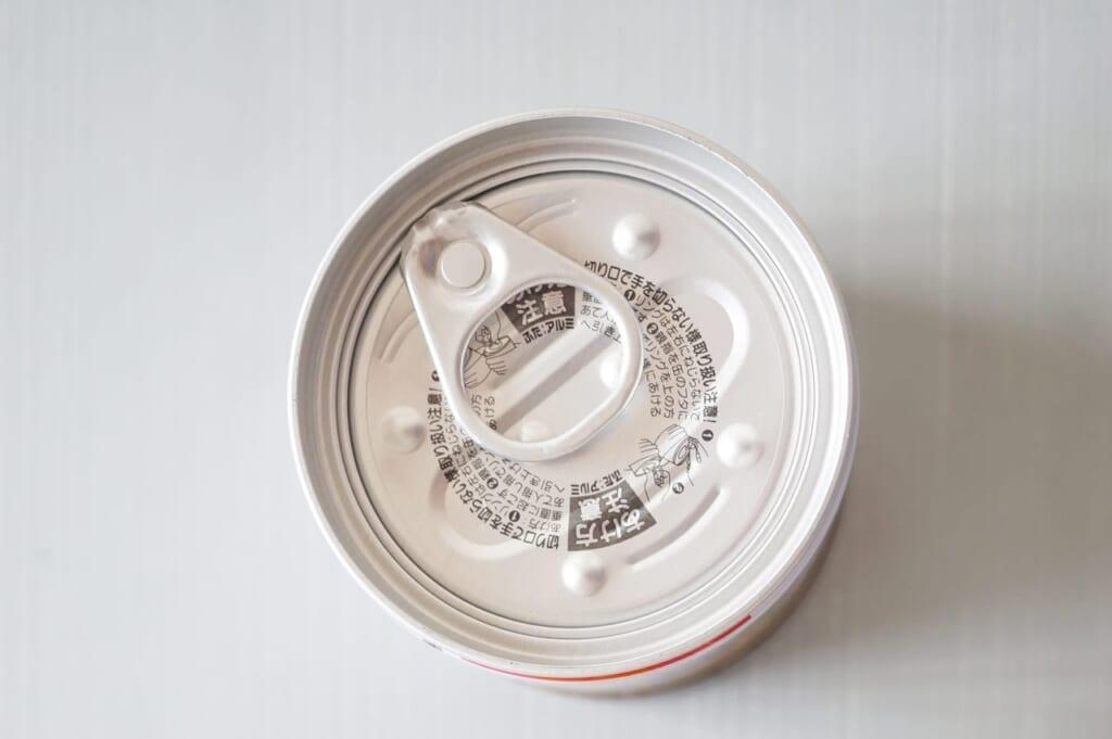 缶詰の賞味期限とは?どこに書かれてる?