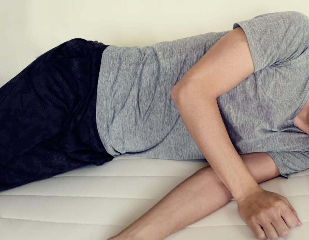 裸で寝るときの注意点-2