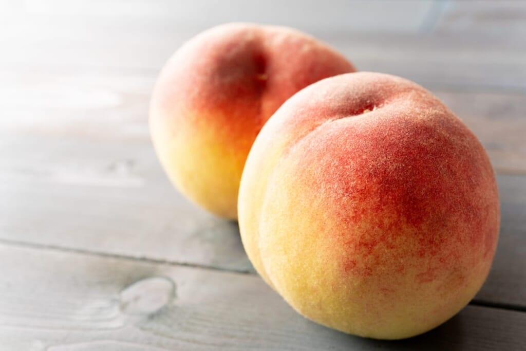 桃のカロリーと栄養は?