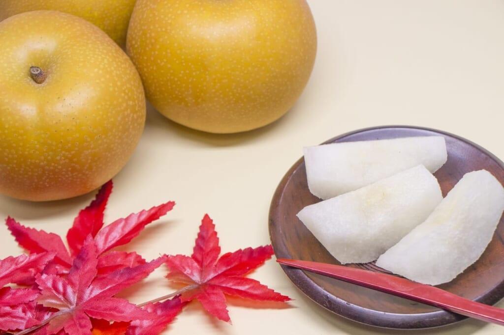 梨でダイエット効果を得る!太らない梨の食べ方