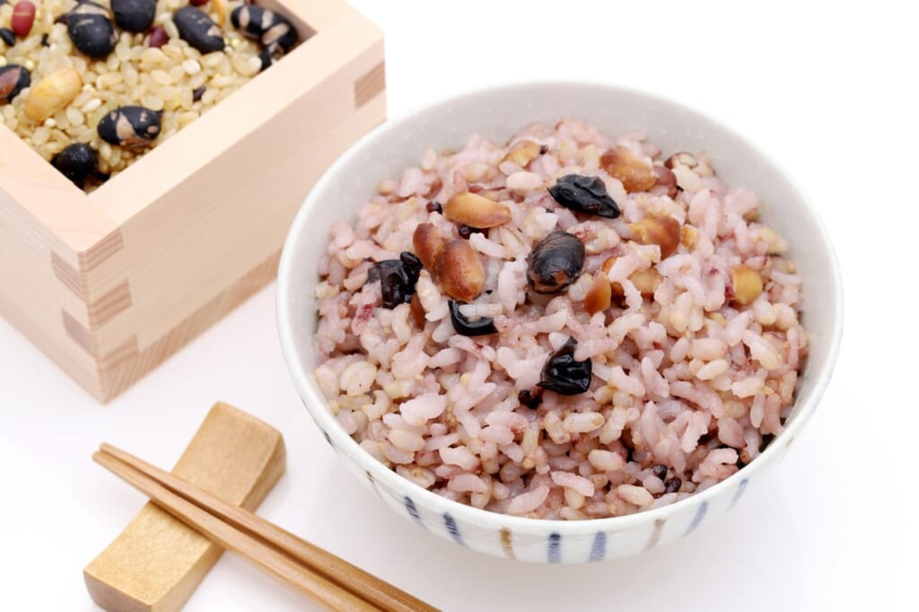 五穀米の糖質やカロリー、糖質オフする方法は?