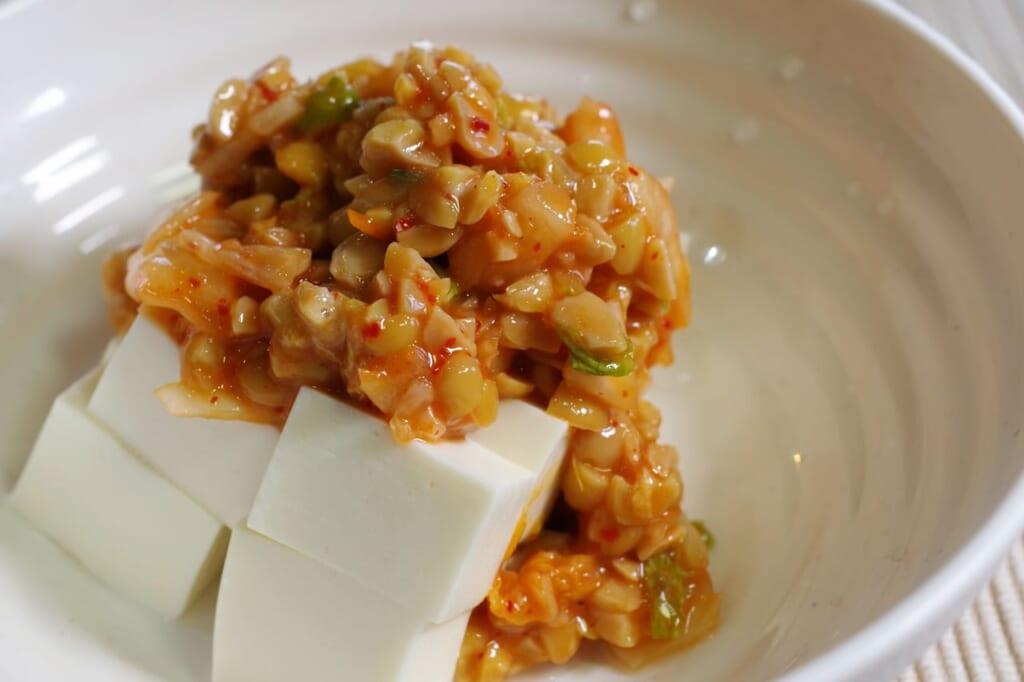 豆腐1丁と納豆1パックを毎日食べたら太る可能性大-2