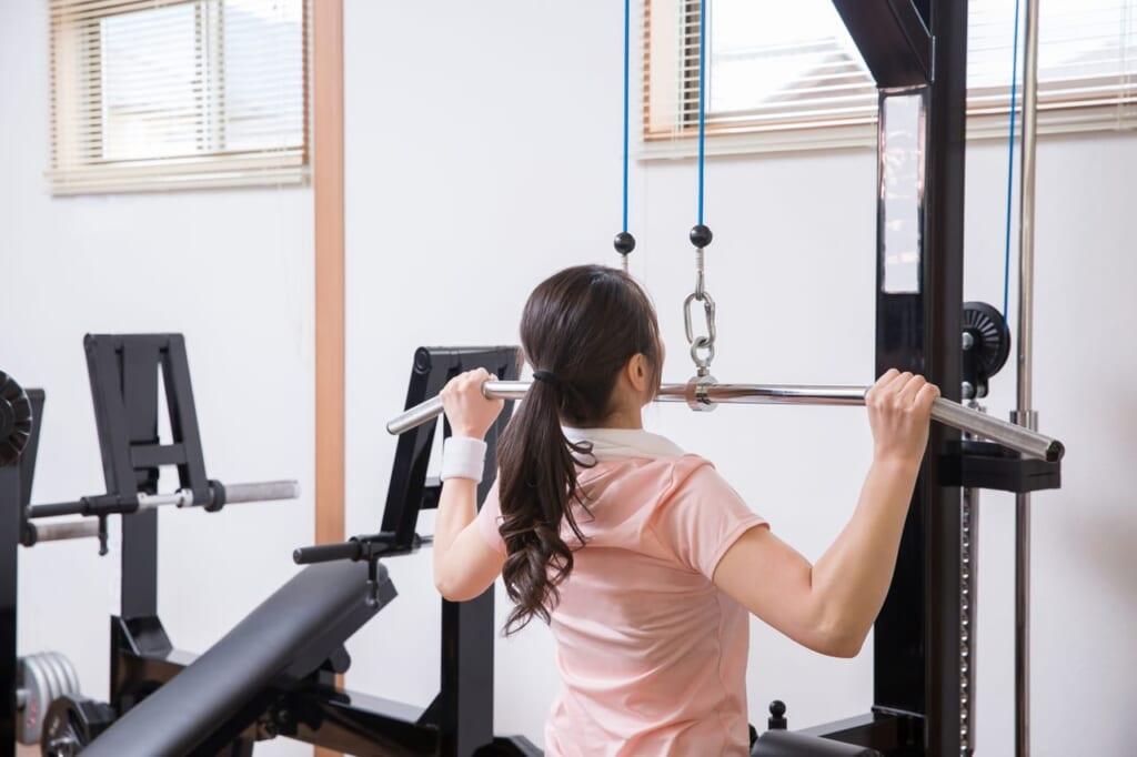 筋トレは一時的に太るが、続けることでダイエット効果がある-3