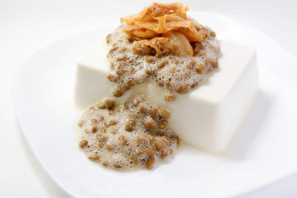 豆腐と納豆を一緒に食べると太る?カロリーオーバーに注意!