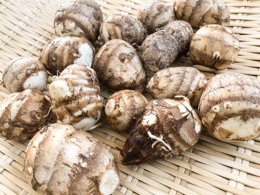 里芋の栄養効果やメリットは?