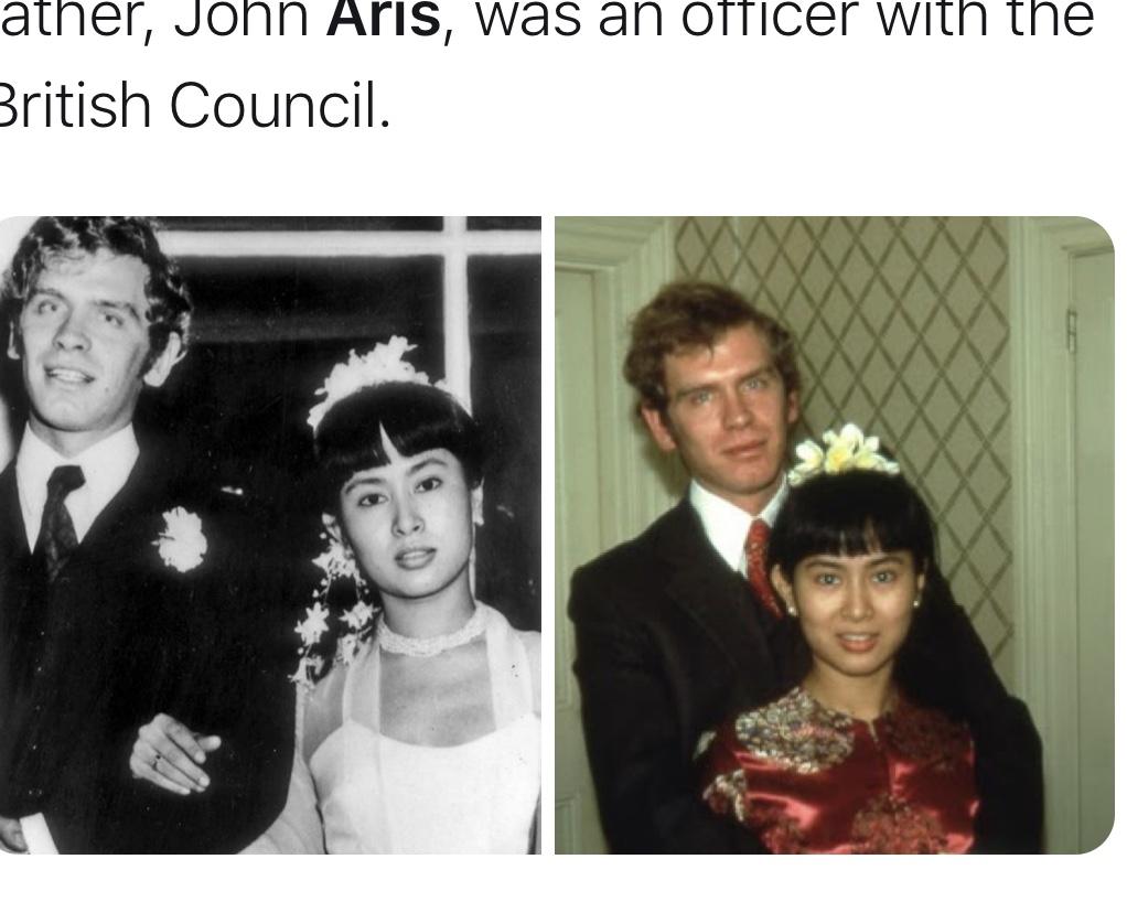 【相性占い】スーチー占い(4)イギリス人の夫マイケルアリスとは因縁の相性【辛口オネエ】