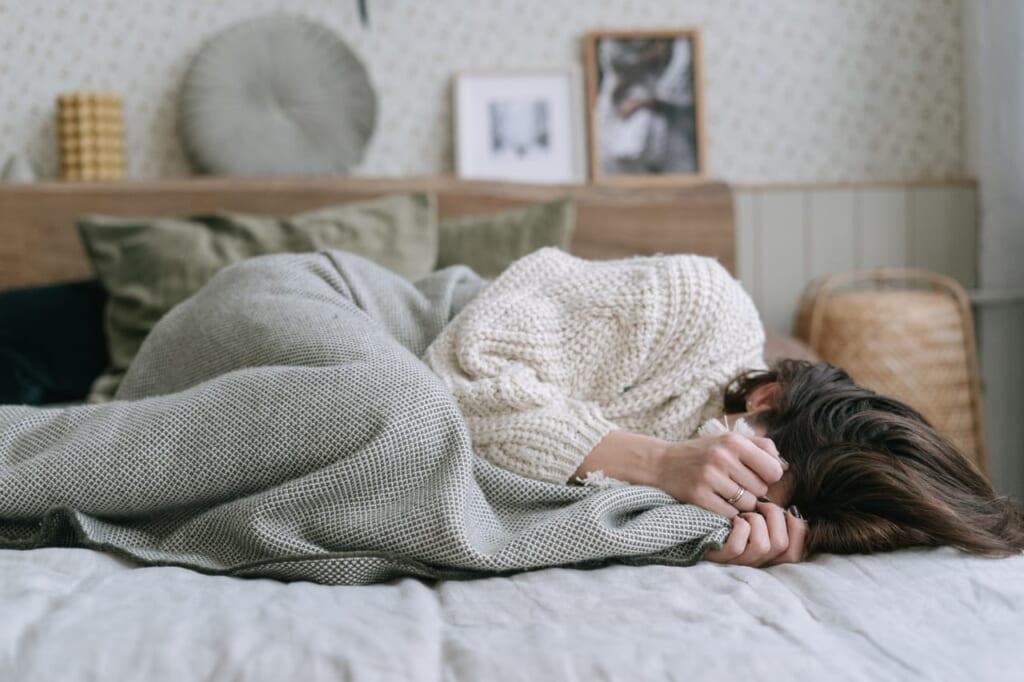 5.不幸な自分に慣れすぎている女性はダメ男を引き寄せる